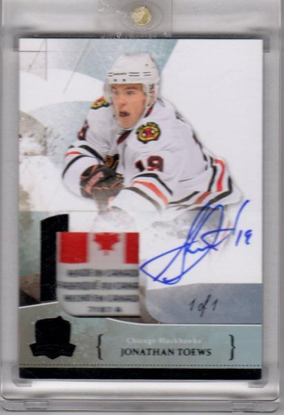Toews Cup Laundry Tag auto