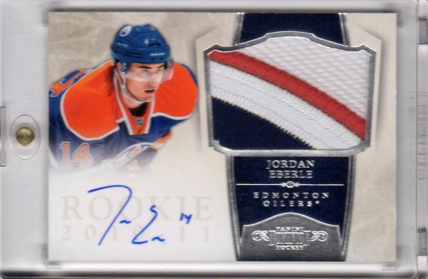 Eberle Dominion rookie