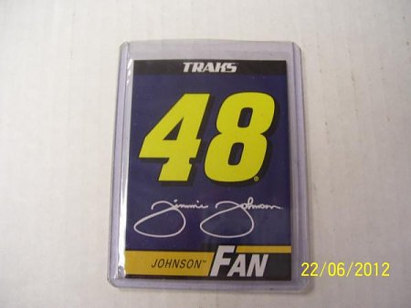 Jimmie Johnson cards