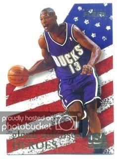 27563cdd5 1995-96 Ultra All-NBA Gold Medallion  2 Karl Malone -  8.00 1995-96 Ultra  All-Rookies  4 Antonio McDyess DP  5.00 1995-96 Ultra Gold Medallion  118  Derek ...