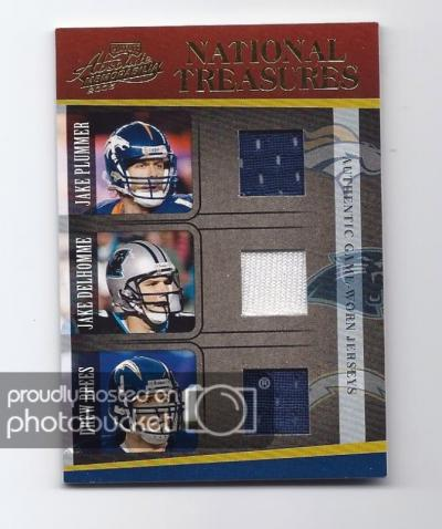 I m Trading Football Game-Used   Autos for Your Junk GU   Autos 4f3df1715