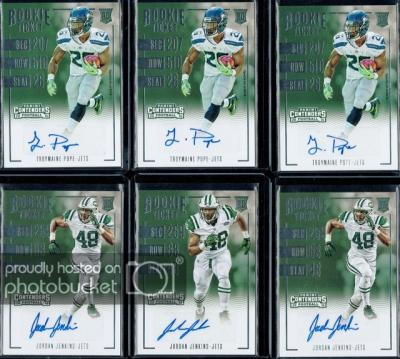 9b4679ae Brand New Football Card Sale Thread + Pictures