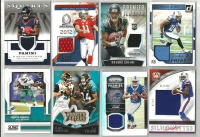50090470 FOR SALE - Priced] Huge 1 day Football Sale - all My cards have been ...