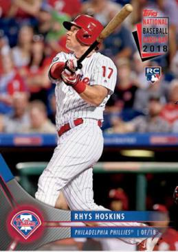 2018 Topps National Baseball Card Day