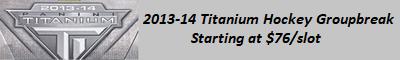 2013 Titanium Hockey
