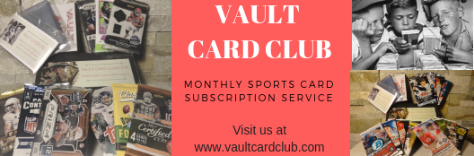 Check out Vault Card Club