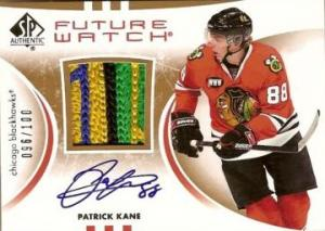 2007-8 SP Authentic Future Patrick Kane