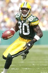 Donald Driver Green Bay Packers